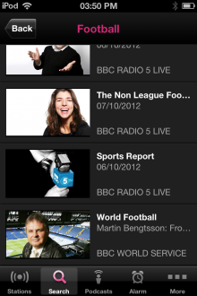 17 220x330 The BBCs new iOS iPlayer Radio app is available now, heres our full hands on review