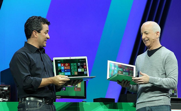 Viewing Microsoft's quarterly miss through the prism of Windows 8's early momentum