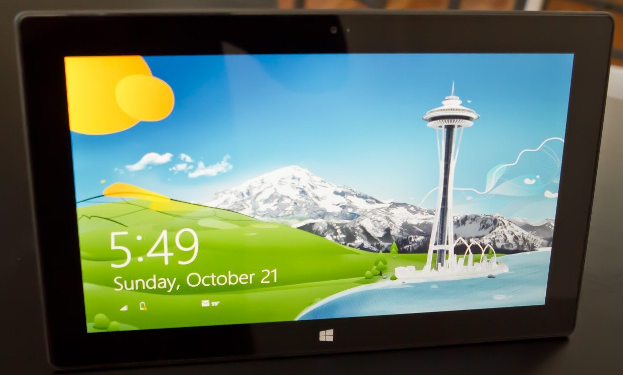 Hands on with Microsoft's Surface RT, a worthy tablet with a quirky operating system