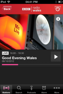 6 220x330 The BBCs new iOS iPlayer Radio app is available now, heres our full hands on review