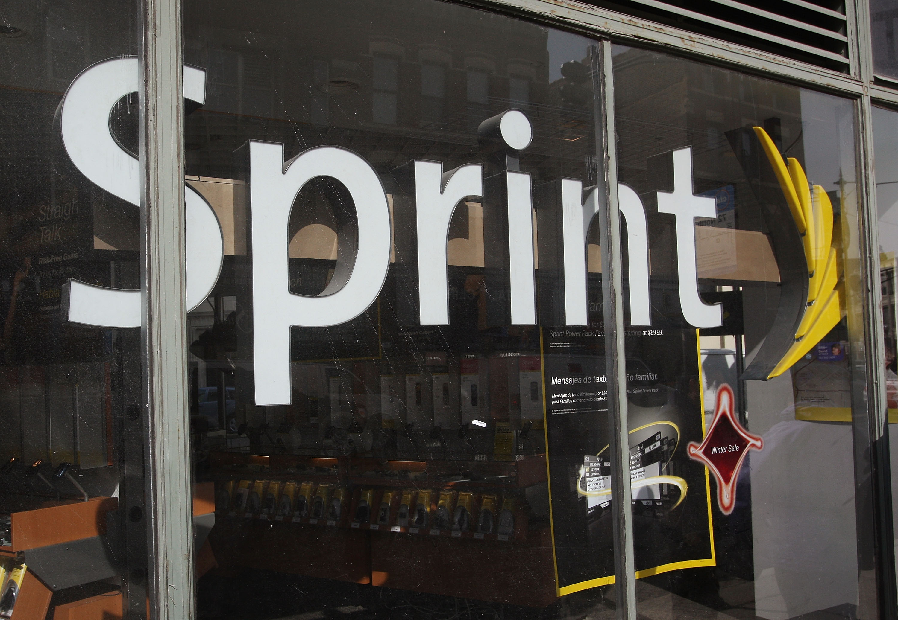 Japan's Softbank reportedly in talks to acquire Sprint in $12.8 billion deal