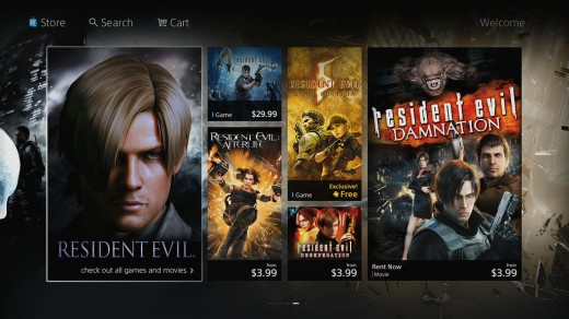 Sony begins rollout of its new PlayStation Store in Europe, offering enhanced UI and more available content