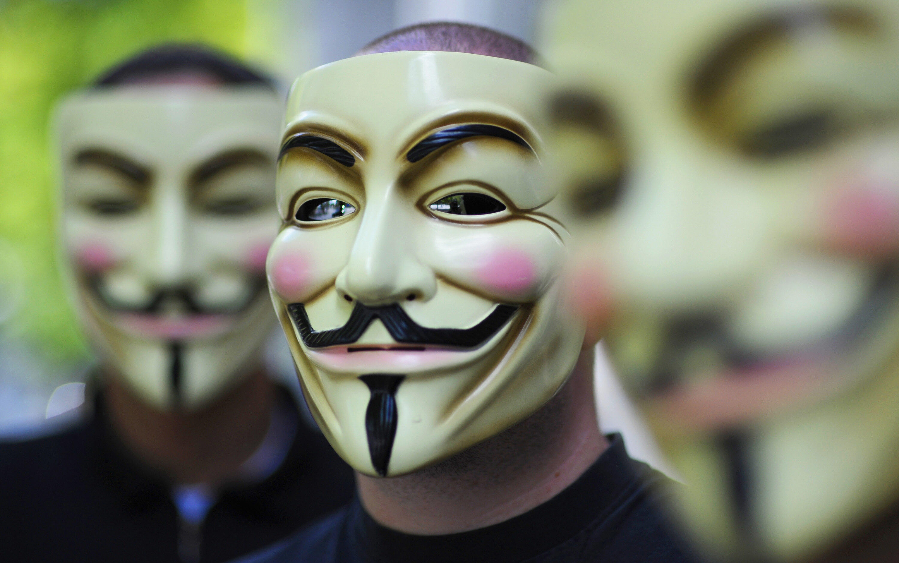 Anonymous drops names of KKK members online, including US politicians