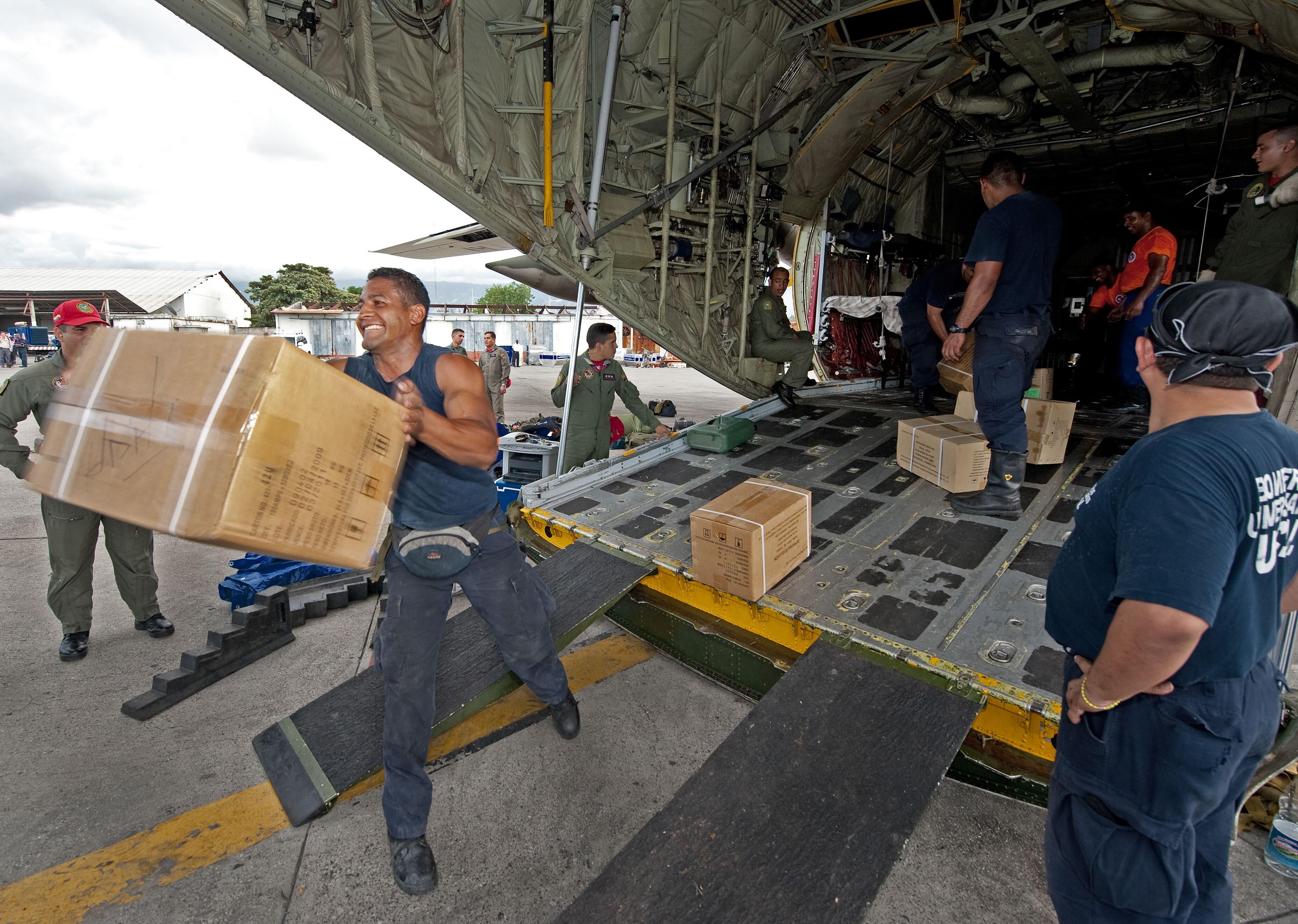 Turn aid upside down through global, social enterprise