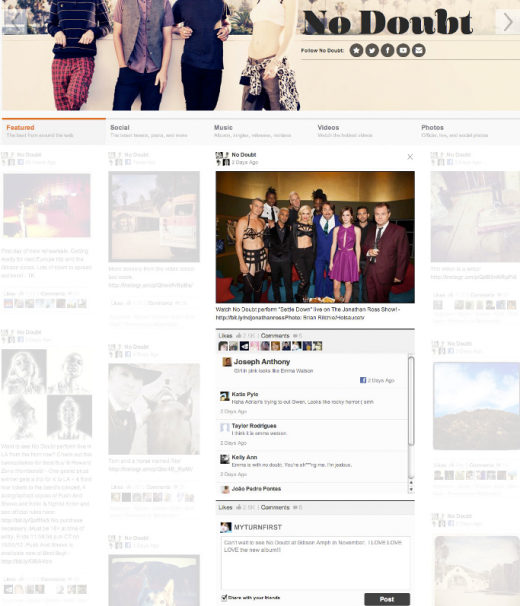 ATT000011 520x606 Interscope Records relaunches its corporate website for the e commerce, Twitter generation