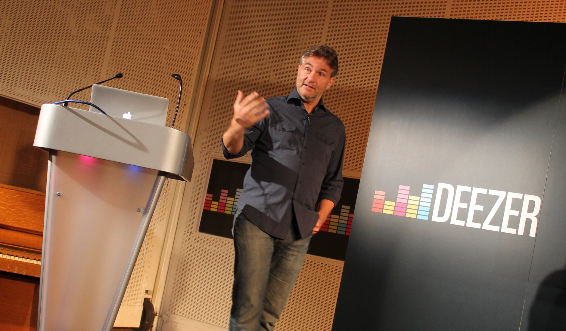 Deezer CEO Axel Dauchez on why the company WILL launch in the US when the time's right [Video]