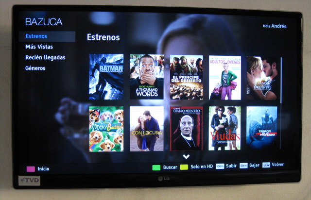 Online film & TV service Bazuca gets an upgrade, gears up to expand across Latin America