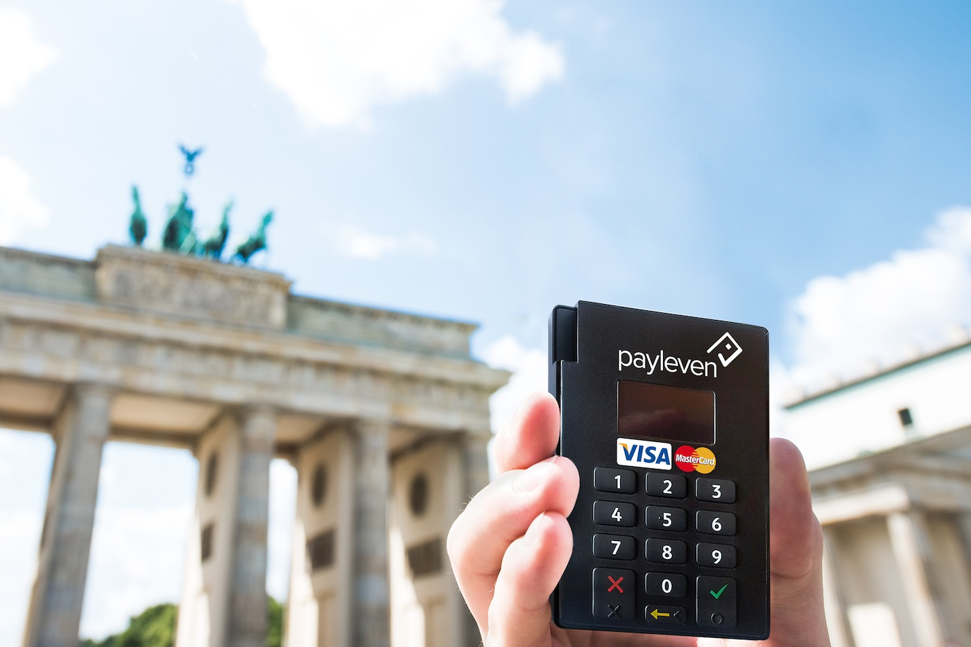 European Square clone Payleven one-ups rival iZettle with 'Chip & PIN' solution