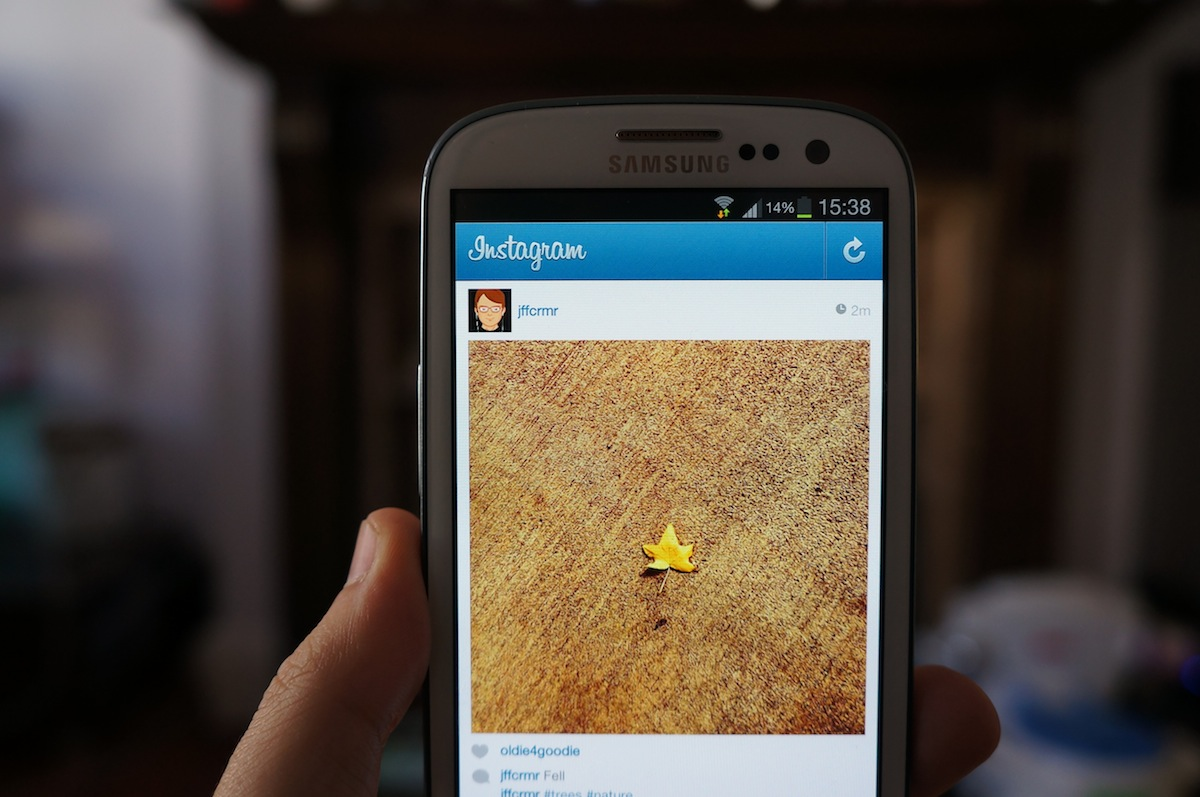 Instagram's Android app reaches 50 million downloads on Google Play