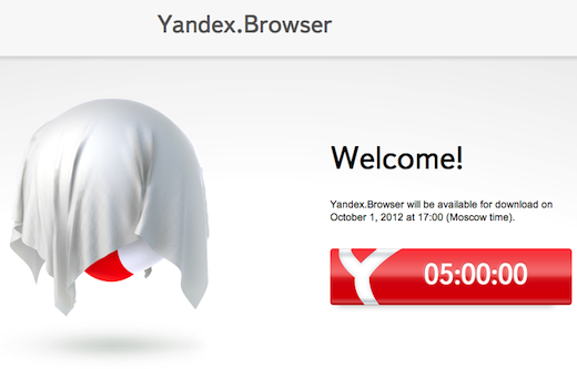 Download Yandex.Browser 100007 Russias Yandex does the inevitable, launches WebKit powered Internet browser to stave off Google