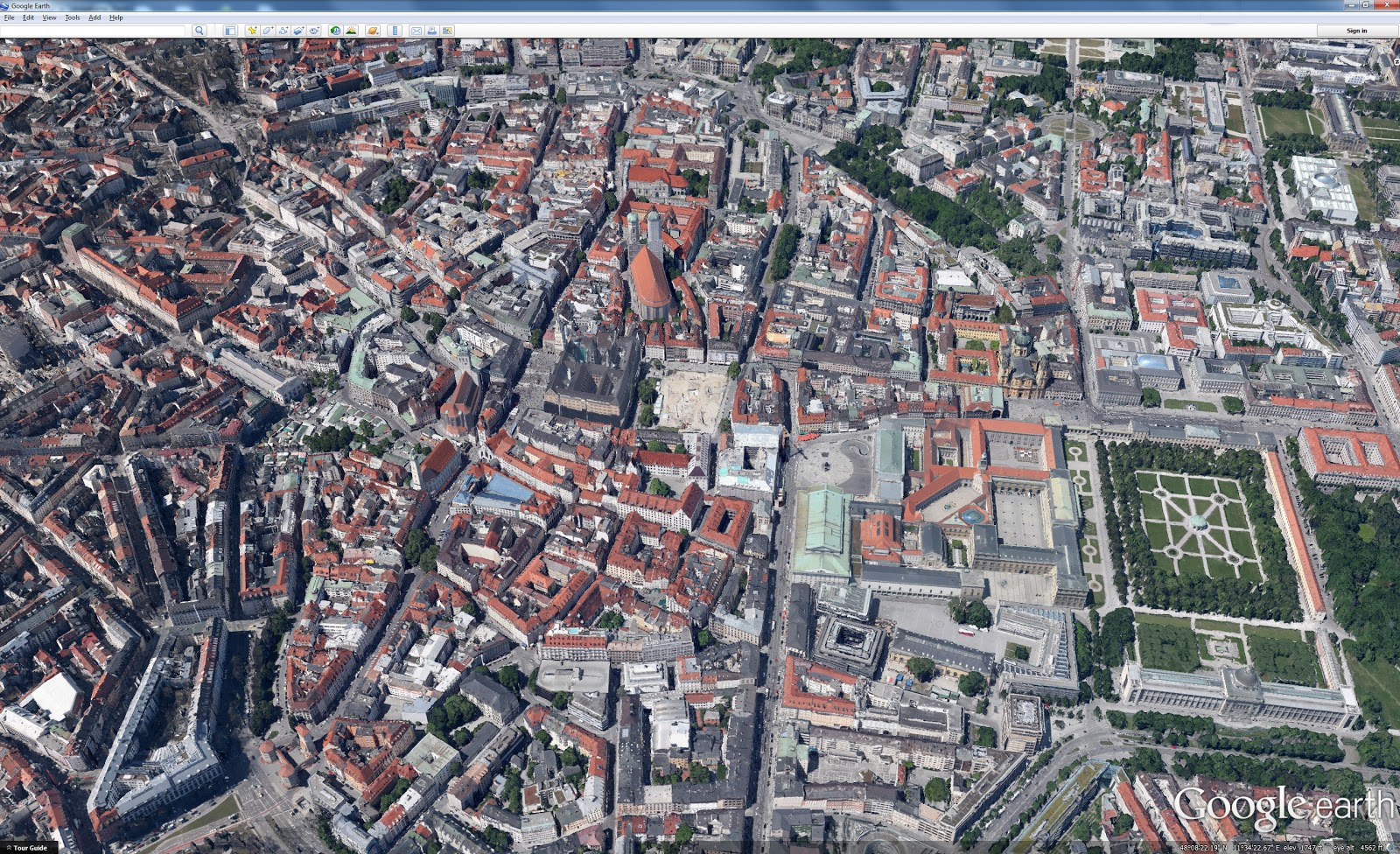 Google Earth 7 Gets 11 3D Cities and 11,000 Virtual Tours on download icons, download london tube map, download business maps, online maps, topographic maps, download bing maps,