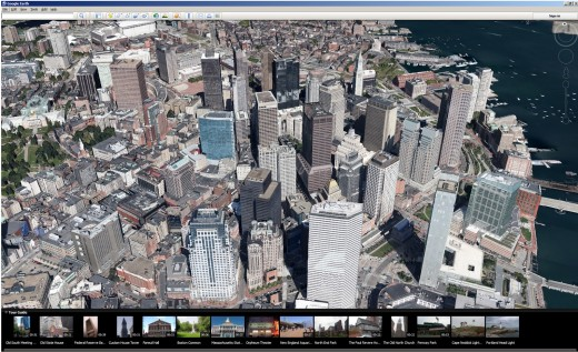Google Earth 7 desktop gets new 3D imagery in 25 cities and 11,000 site tour guide feature