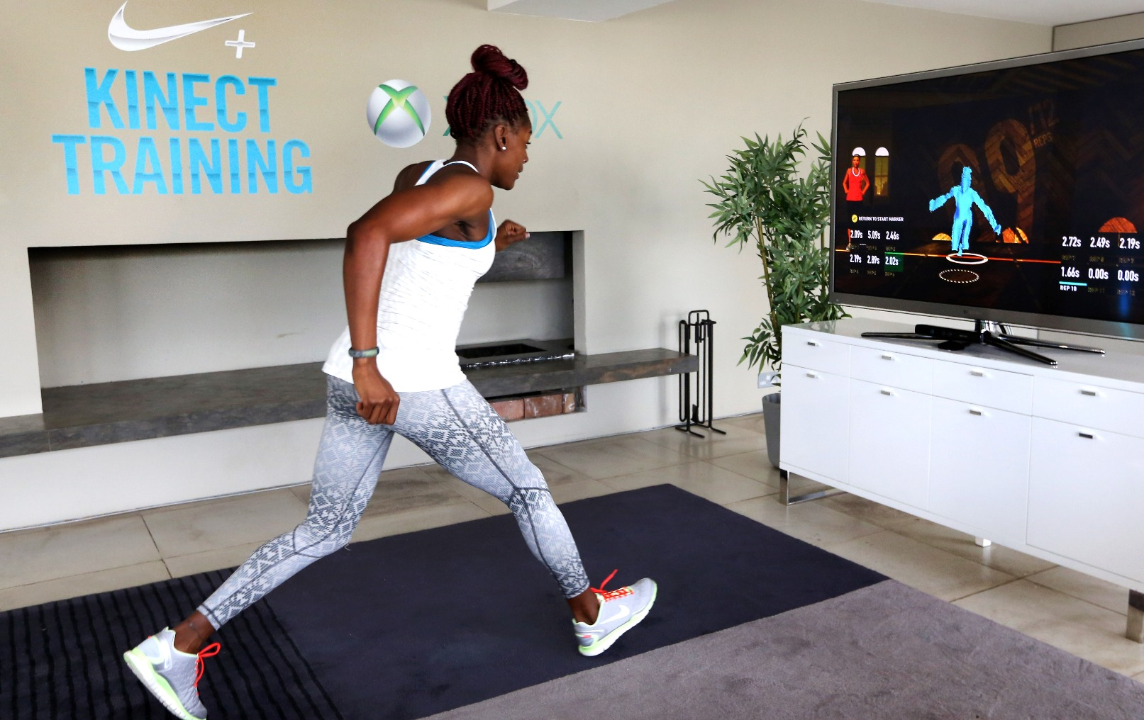 TNW gets down with Nike+ Kinect Training ahead of launch; the gym reimagined for your home