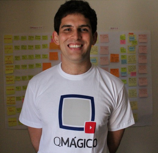 Feijao QMágico 520x503 QMágicos co founder talks social entrepreneurship and education in Brazil
