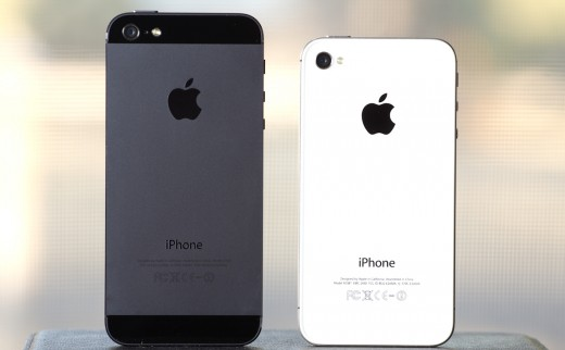 IMG 7320 520x322 iPhone 5: Apple creates an archetype