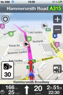 My GPS UK ROI 220x330 Apple got you lost? 40 alternative map & GPS apps for iOS