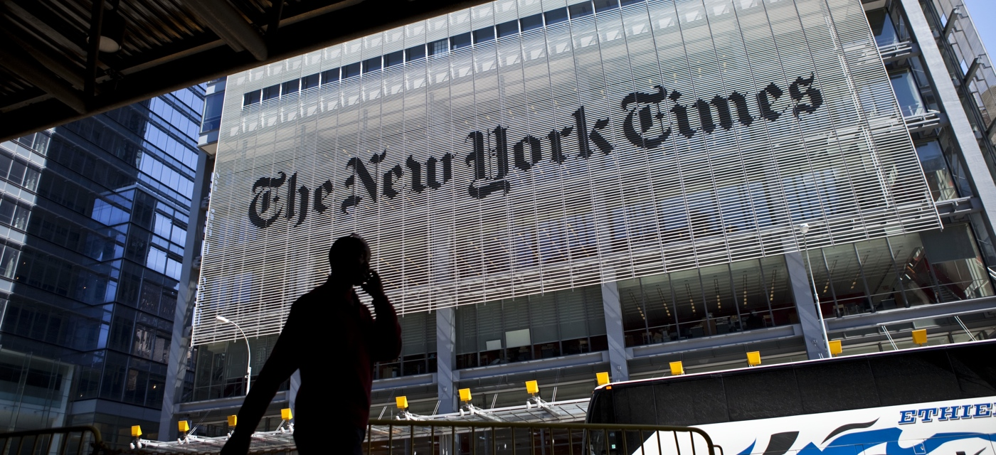 The New York Times launches 'experimental' HTML5 iPad Web app: Preparing to skip Apple's ...