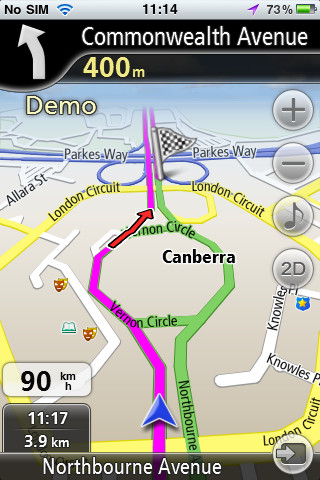 40 alternative maps gps apps for ios it lets you browse maps with multi touch dragging and scrolling it also has a user friendly interface which lets you toggle between 2d 3d or safety screen gumiabroncs Gallery