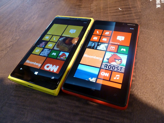 AT&T to offer Lumia 920 and 820 exclusively from November, as Nokia brings back cyan variant