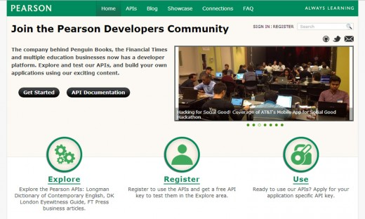 Pearson 520x312 Mashup literature: Wilde and Dickens unlocked through new APIs released by publisher Pearson