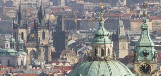 Prague Emerges As A Major European Tourist Attraction