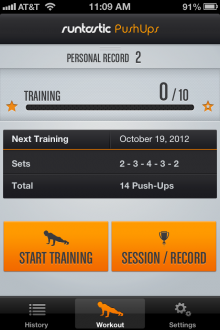 Push ups 220x330 Runtastic sprints past 14m downloads, and launches four new fitness apps for homebodies