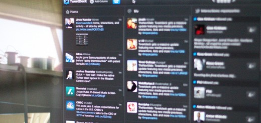 Tweetdeck updated on all platforms with Retina support in light and dark themes, font sizing and design ...