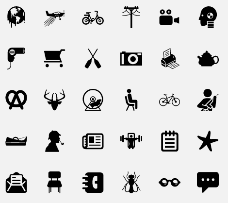 Screen Shot 2012 10 03 at 11.16.25 AM The Noun Project morphs into a design marketplace for finding icons for everything