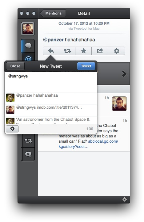 Screen Shot 2012 10 17 at 11.27.21 PM Tweetbot: Probably the last great Twitter client for the Mac