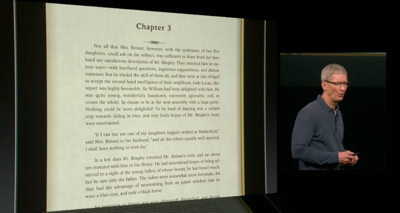 Apple's new iBooks 3.0 update available now with iCloud purchases in library, sharing, scrolling ...