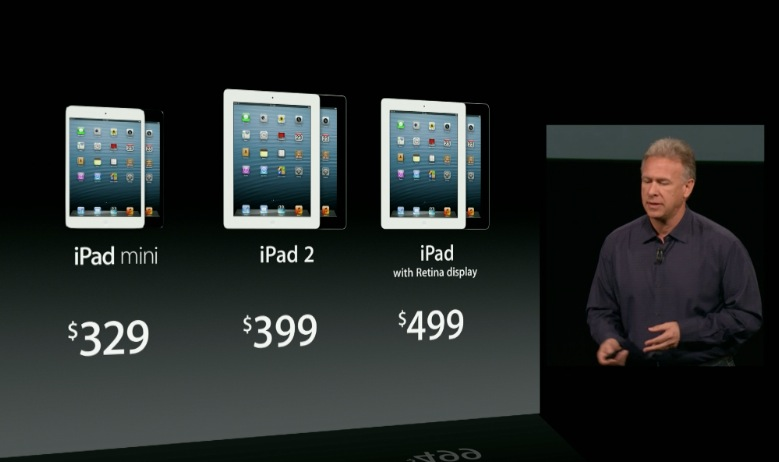 Apple kicks off preorders for the iPad mini and fourth-gen iPad in select countries