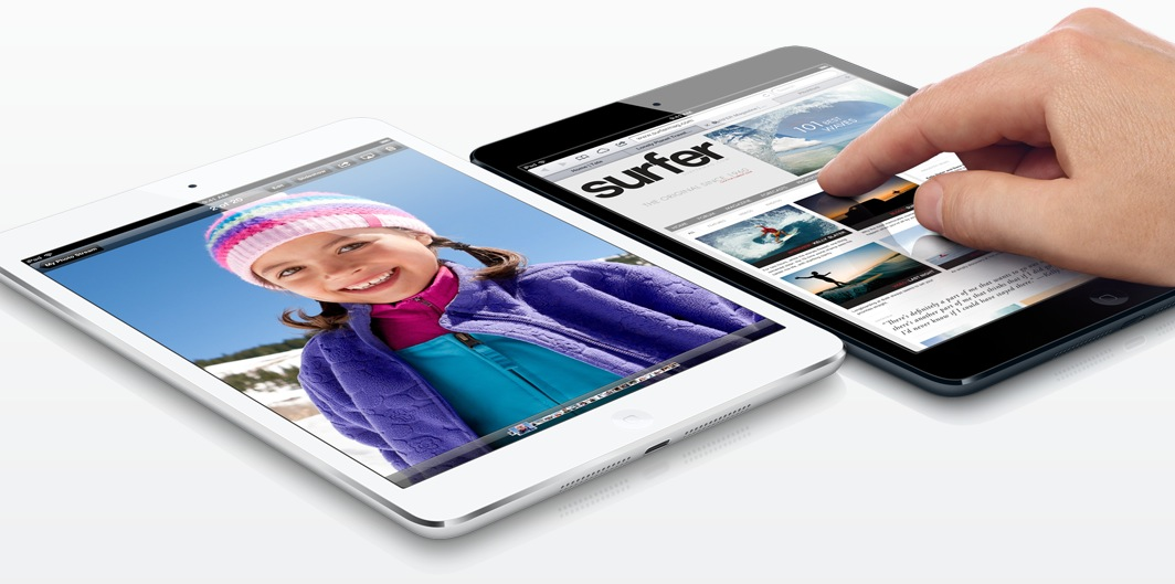 Sprint will carry Apple's iPad mini and fourth-gen iPad on its 4G LTE network