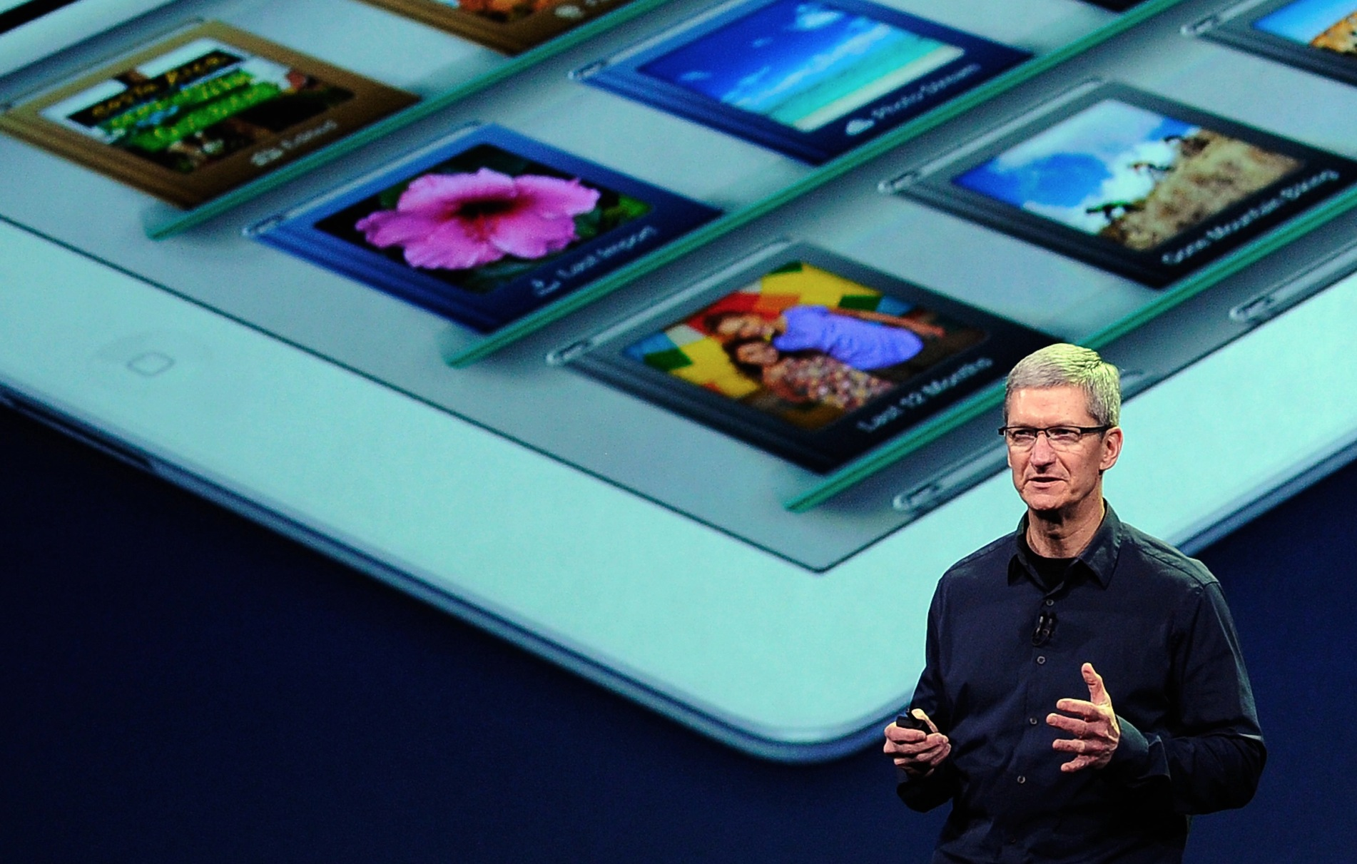 "Tim Cook on 7.9″ iPad mini: ""We would never make a 7″ tablet"""