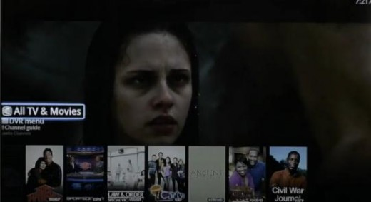 Screenshot 23 520x283 Google TV teaser video shows off neat voice controlled content, genre and channel searches