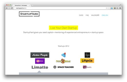 StartupYard 520x335 How Pragues Smile Land district is becoming a hub for Czech startups