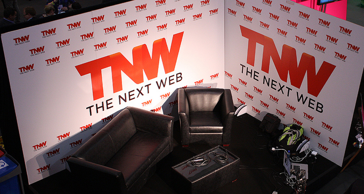 TNW at Dublin Web Summit: Connor Murphy of Datahug talks tactics for startups
