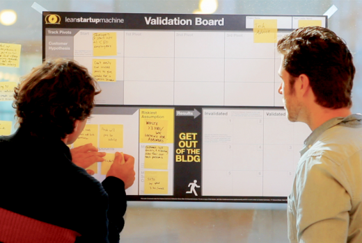 VB1 520x350 The Validation Board: A free tool for testing new startup ideas from Lean Startup Machine