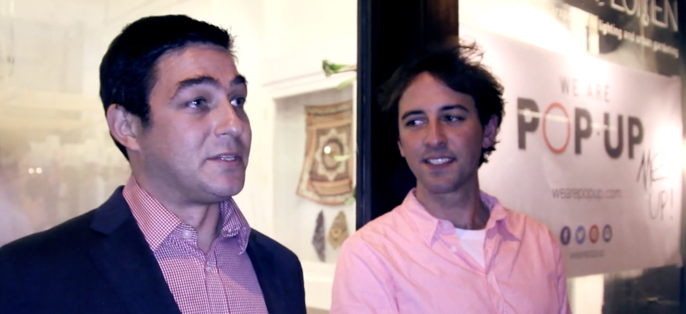10 startups, 13 intense weeks: We Are Pop Up pops up for vox pops on pop-up shops [Video]