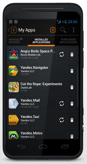 Yandex.Store is coming soon 105427 More Google spurning: Yandex to offer an alternative Android app store