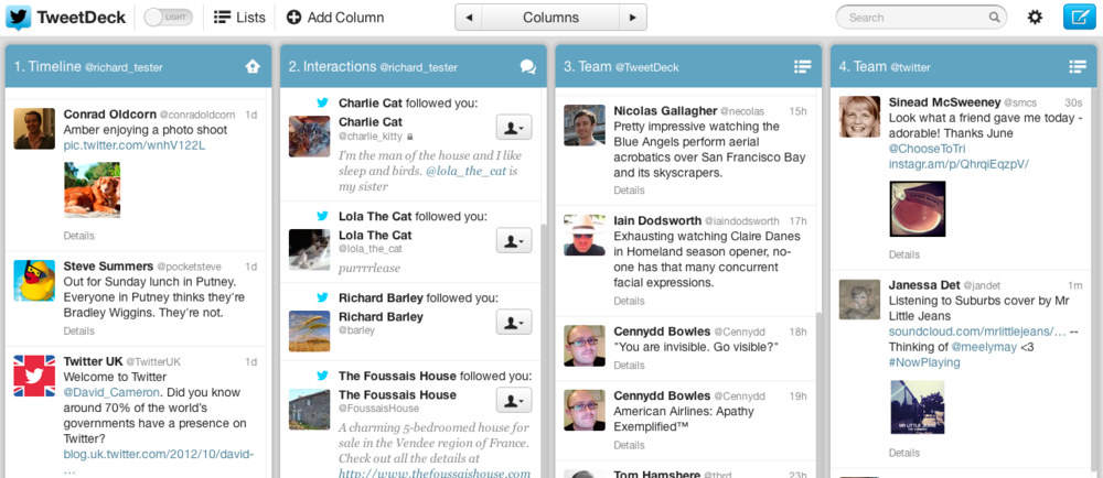 TweetDeck now supports animated GIFs