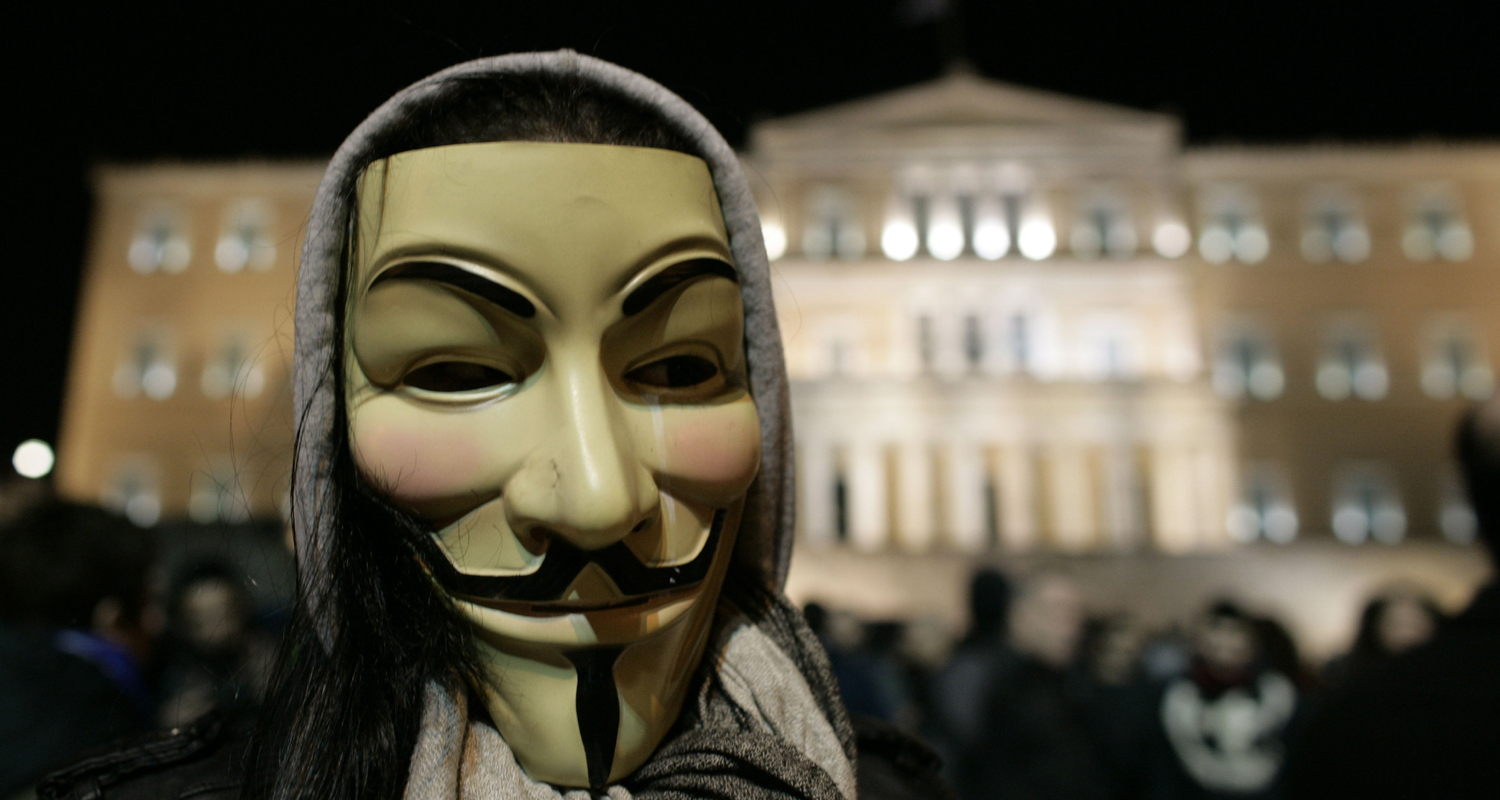 Anonymous' Greek Finance Ministry hack and the clampdown on information freedom