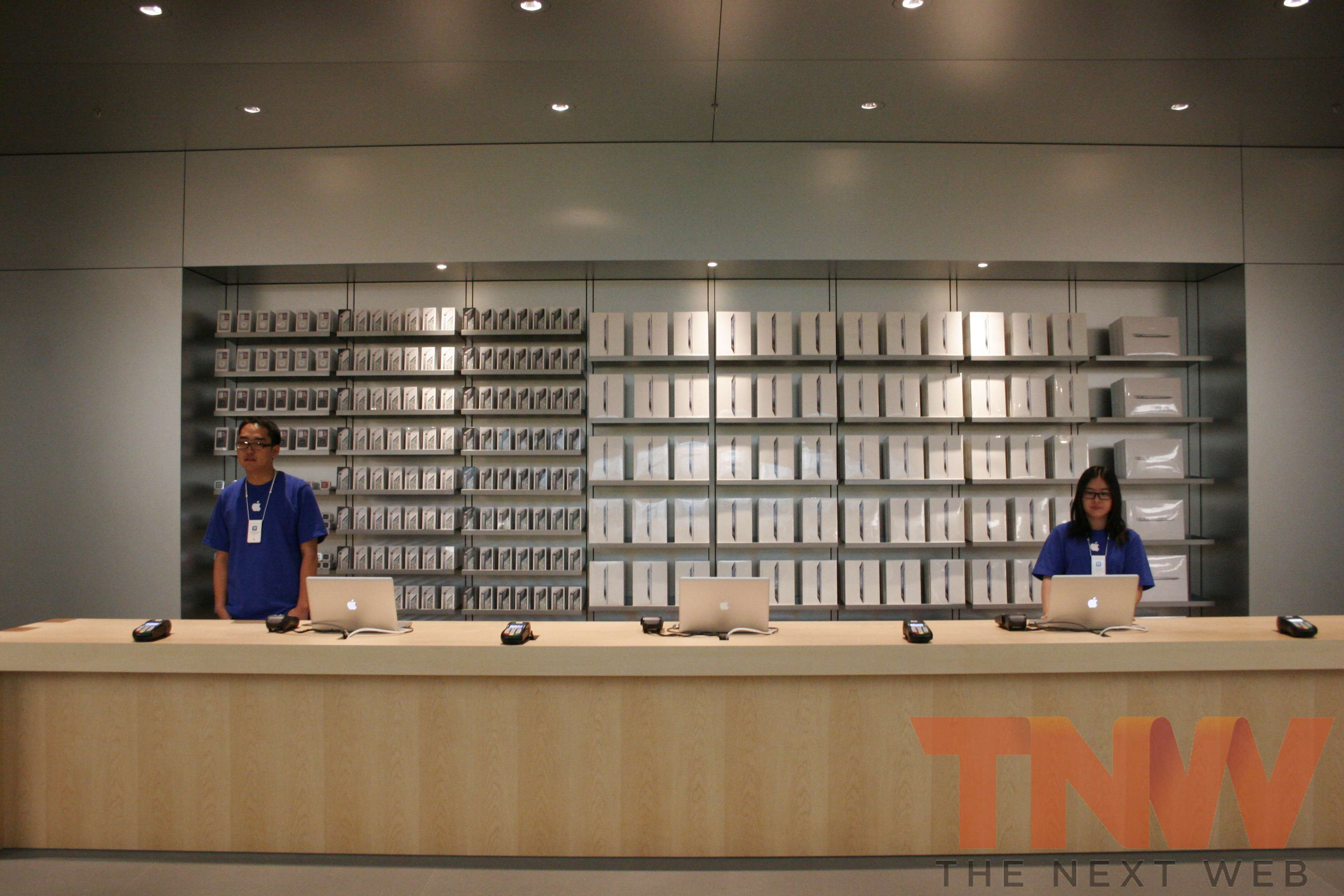 apple store locations tours apple s new beijing is the largest in asia 10051