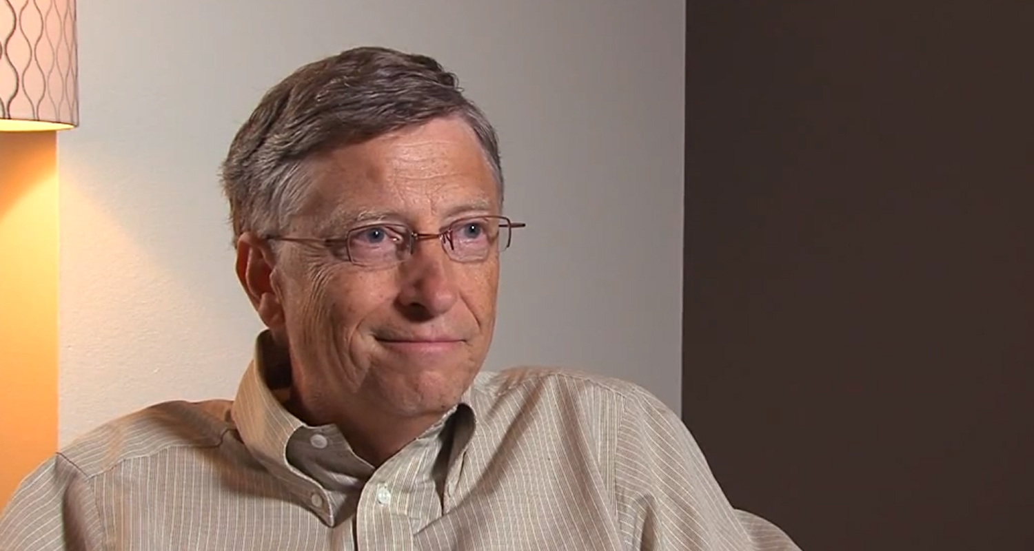 Bill Gates thinks everyone is wrong on Apple iPhone case and backs FBI