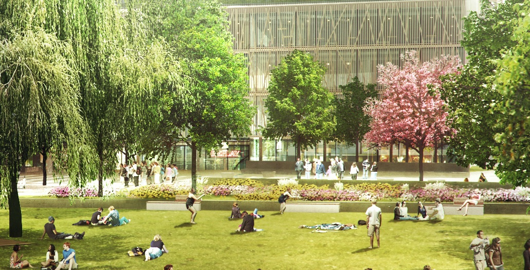 NY's Cornell Tech campus enters land use review process to open in 2017, teases sexy renderings ...