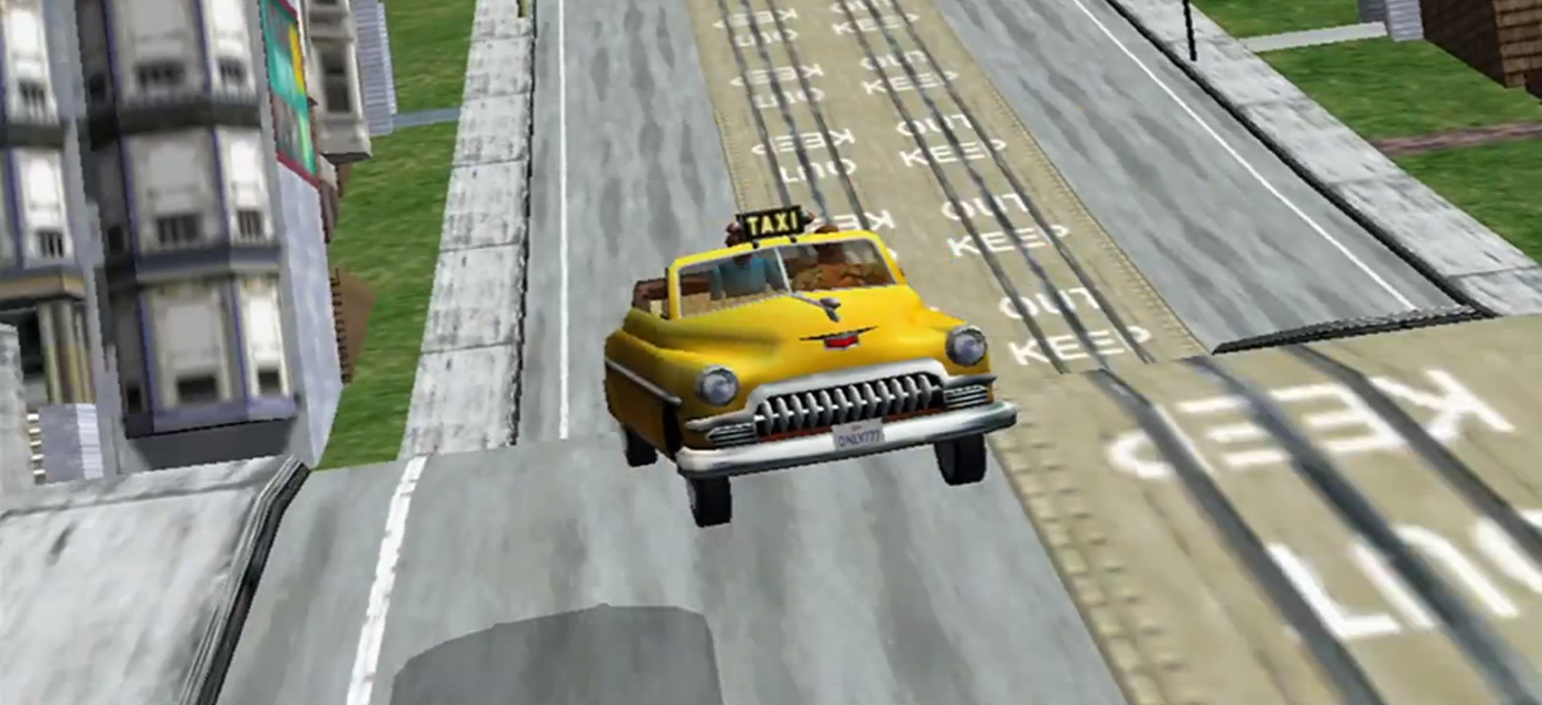 Crazy Taxi drifts on to iPhone, iPad and iPod Touch later this month