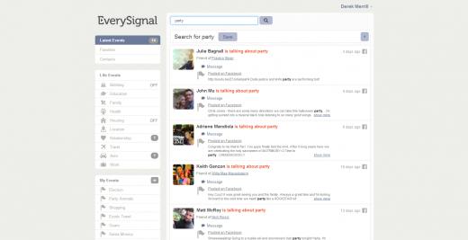 EverySignal Screenshot