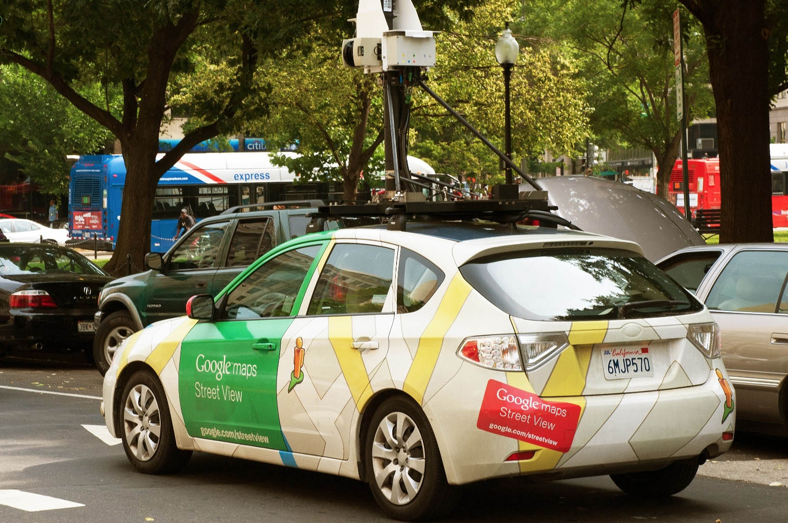 Google's biggest Street View update ever updates 250k miles of road worldwide and doubles collections ...