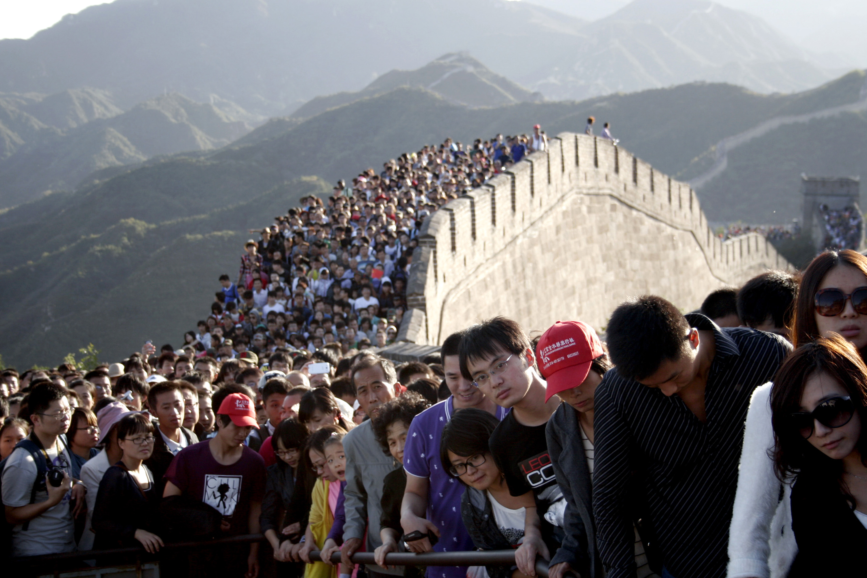 The great firewall: China's digital margins