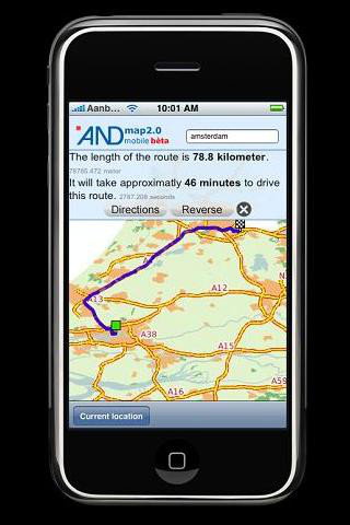 40 Alternative Maps & GPS Apps for iOS on open shortest path first, post office protocol, domain name system,