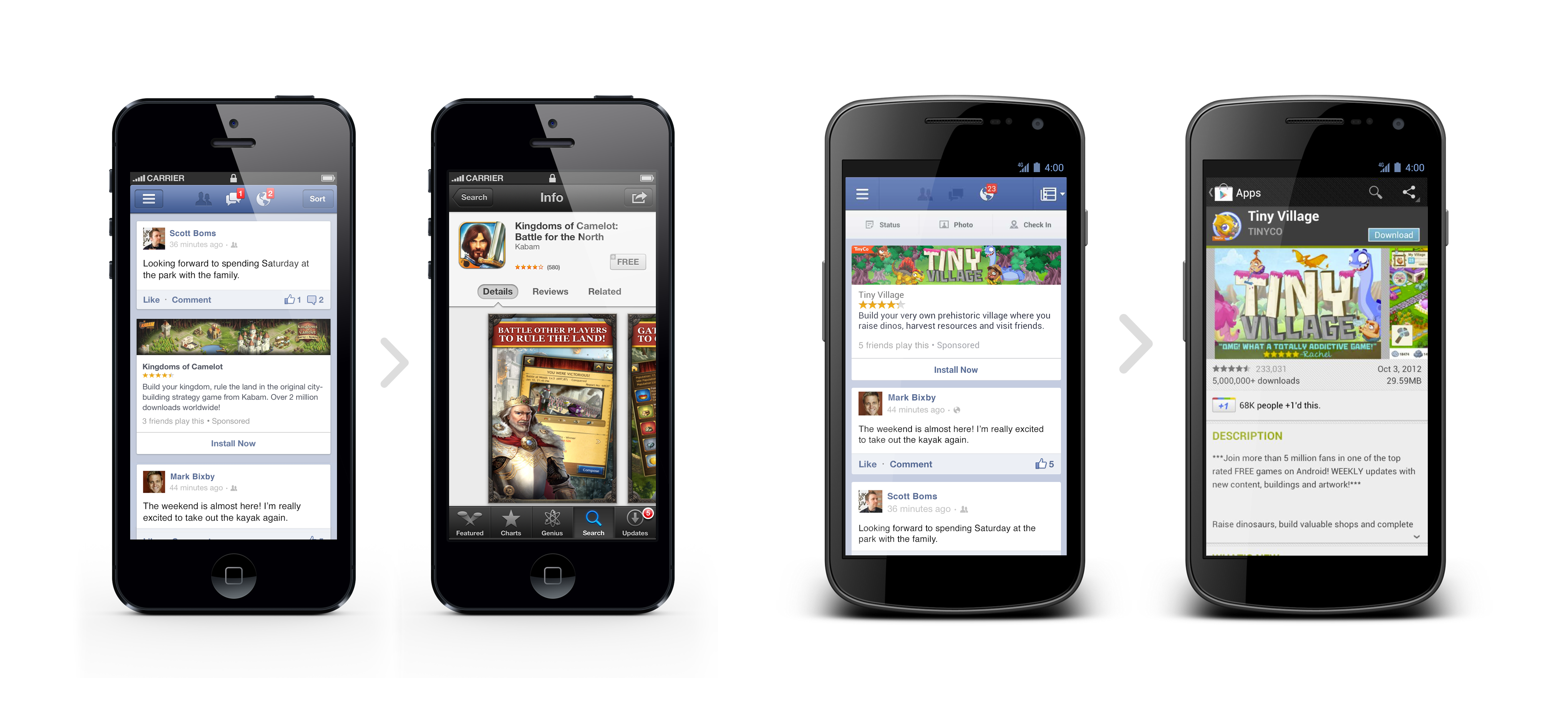 Facebook's Marketplace gets the mobile home tab that was ... |Facebook Mobile App